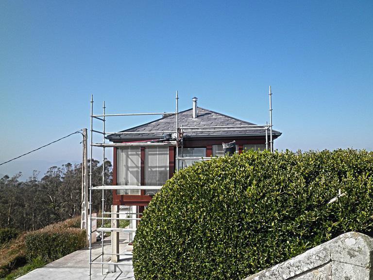 Facer, fachadas y tejados