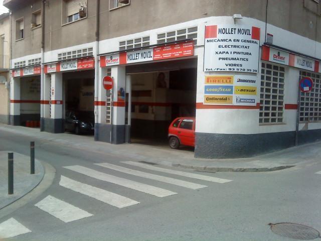 TALLER DE REPARACION DE AUTOMOVILES