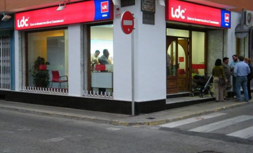 LDC en toda España y Portugal