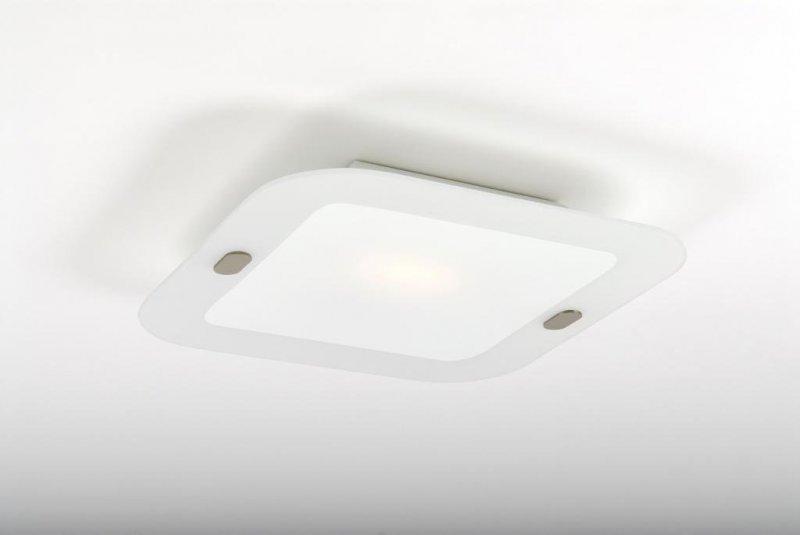Plafón de techo modelo Kaito, disponible en tres tamaños