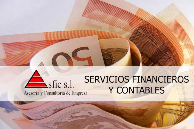 La Asesoría ASFIC de Valencia presta servicios financieros y contables