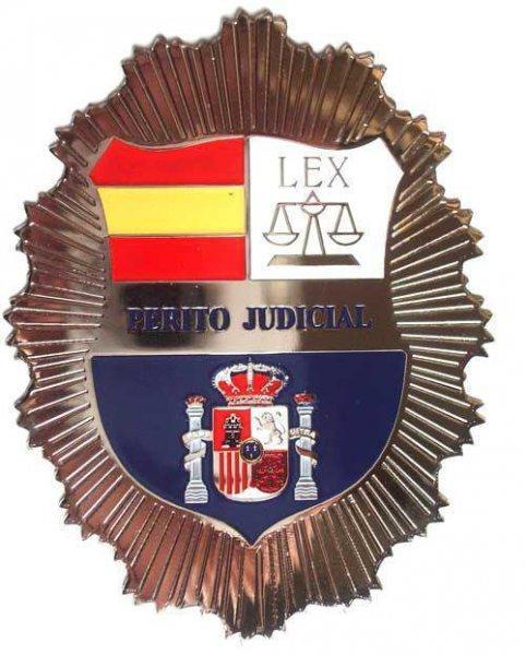 INSIGNIA PERITO JUDICIAL