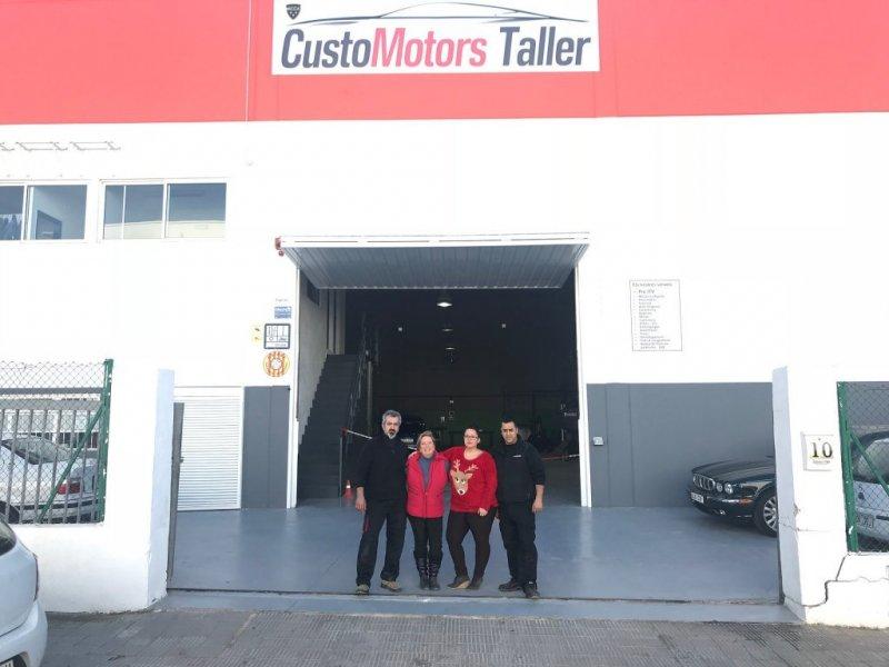 customotors