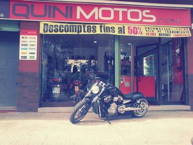 taller de motos quinimotos