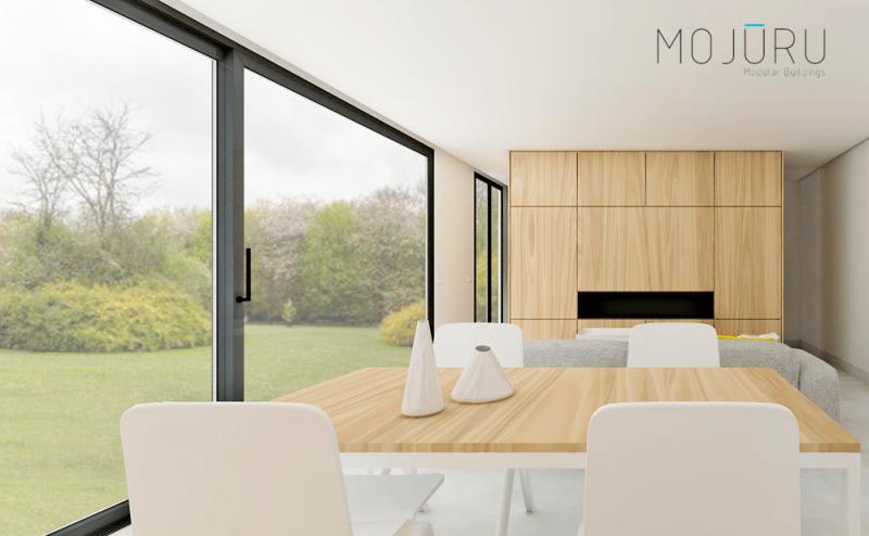 Mojuru Modular Buildings | Casas prefabricadas con contenedores