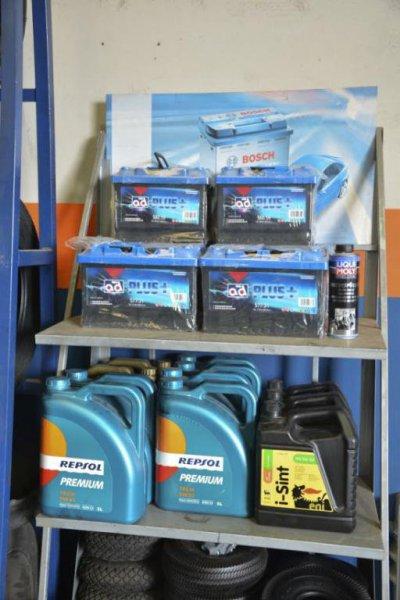 Neumáticos Efrén, mecánica rápida y neumáticos en Torrevieja