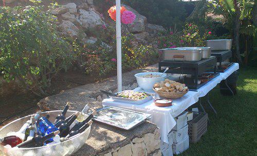 Servicio buffet