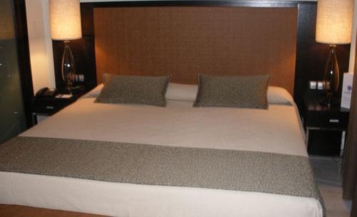 Amplios y acogedores dormitorios