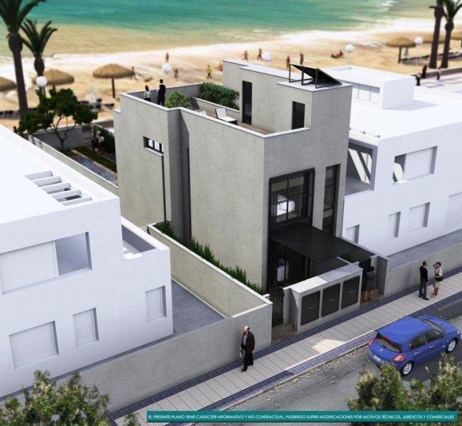 Promoción de Apartamentos en el Paseo Marítimo de la Playa de Piles
