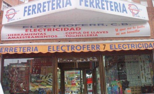 FERRETERIA ELECTROFERR