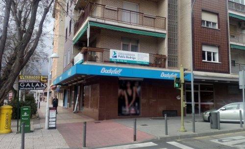 Nuestra ubicación en c/ Potosí 1