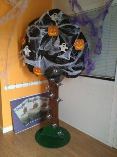 Halloween llegó a Imagine