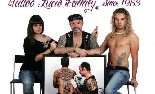 tattoo lucio family