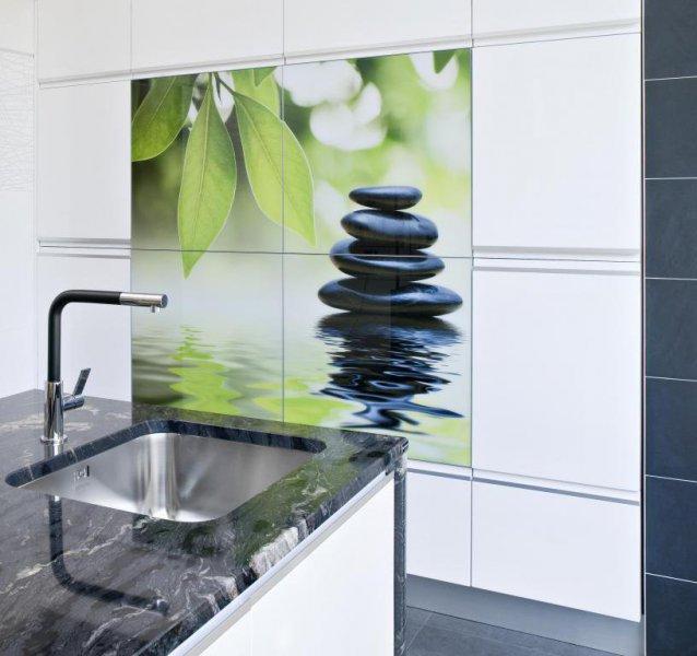 Imagen personalizada en cocina