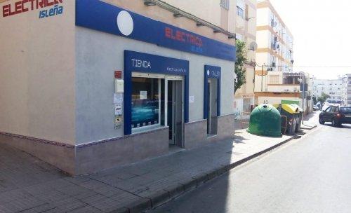 Tienda de electricidad en San Fernando, Cádiz