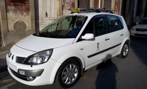 Taxi Manuel García