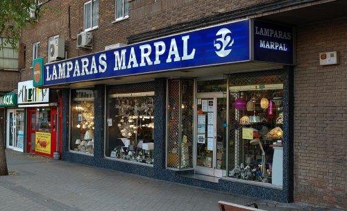 Lamparas Marpal