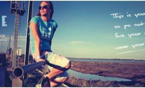 KiteSurf Style Tshotsh Women