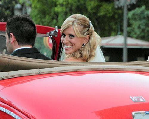 Reportajes fotográficos de bodas