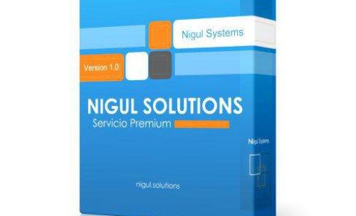 Descubre nuestro Servicio Premium en http://nigul.solutions