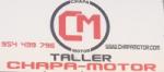 Taller Chapa Motor Logo