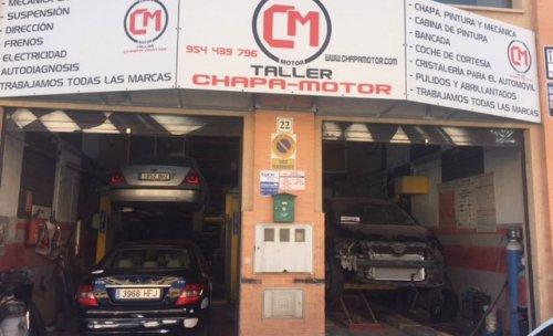 Taller Chapa Motor