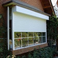 persianas de aluminio y de seguridad
