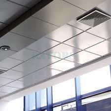 falsos techos de aluminio y placas de yeso