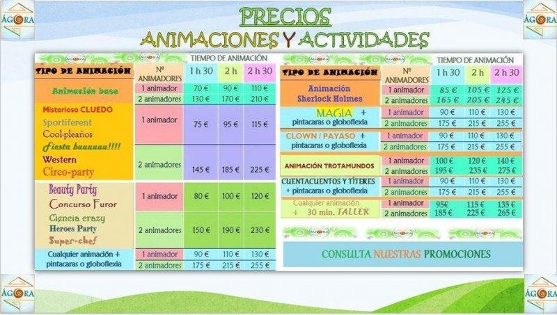 Actividades y animaciones a domicilio ÁGORA-BARCOPIRATA
