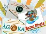 Ágora - BarcoPirata. Una espiral de diversión en un mar de posibilidades