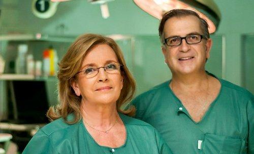 Los doctores Otero y Maruri, staff médico de Obesidadfuera.com / VigoLAP