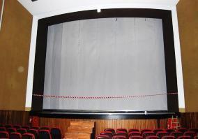Telón Cortafuegos para Teatros
