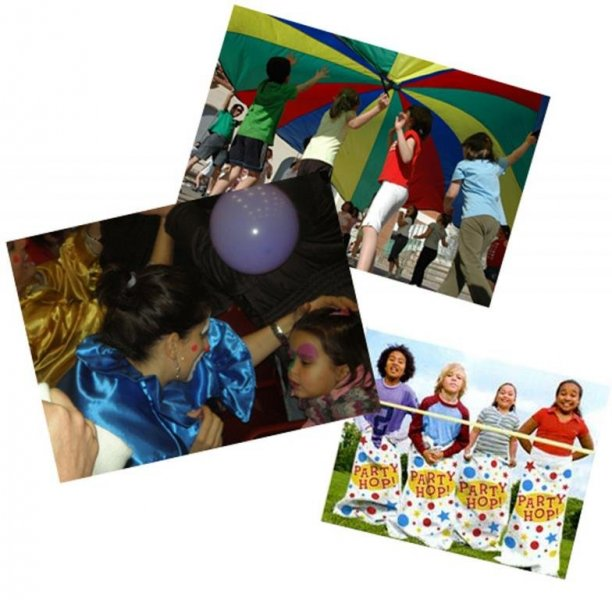 Fiestas Infantiles Santiago de Compostela