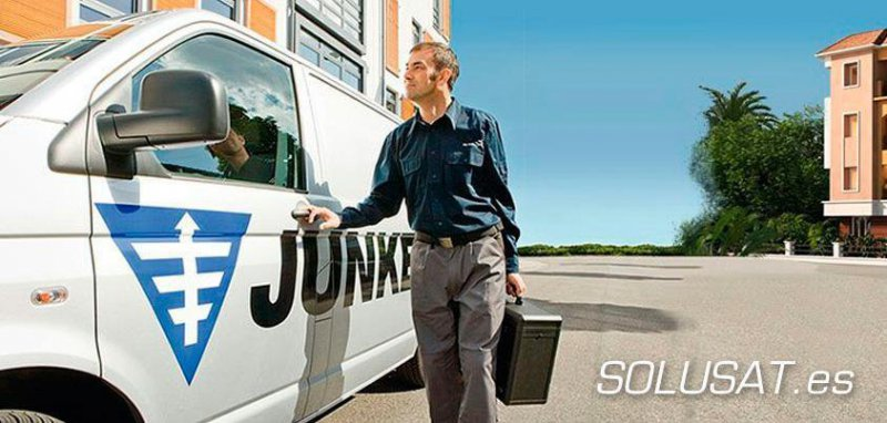 servicio tecnico oficial Junkers
