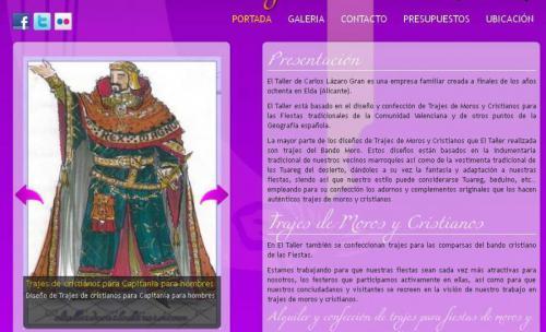 Desarrollo Web - El Taller De Carlos Lazaro