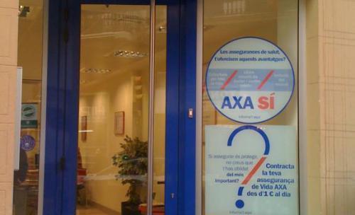 Oficina de agencia de Gràcia - BCN-