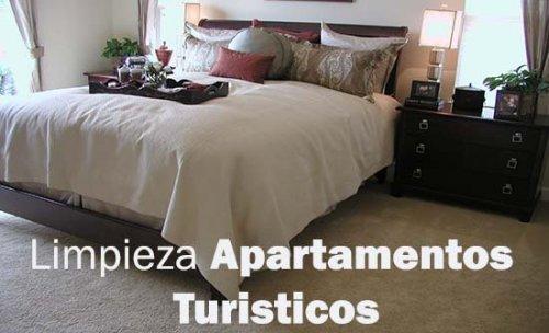 Limpieza de Apartamentos Turisticos