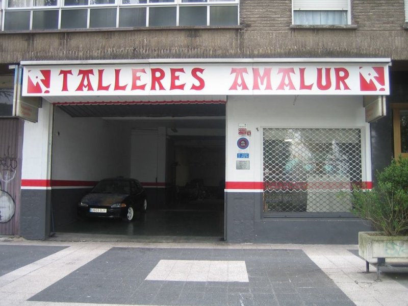 Talleres Amalur
