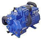 Compresor alta tecnologia, alemana, dos  etapas R-404a , alto rendimiento, para congelacion Rapida y procesos industriales.