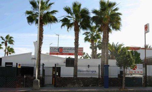 Clinicanaria Internacional - Exterior