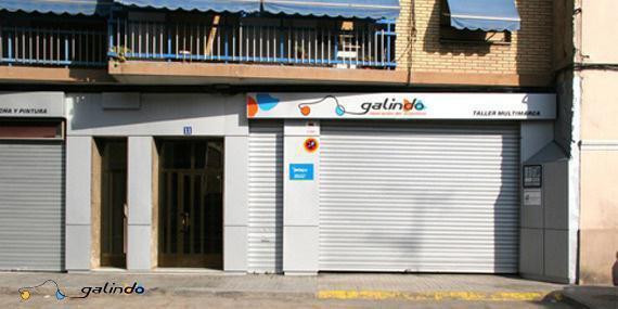 Talleres Galindo chapa y pintura