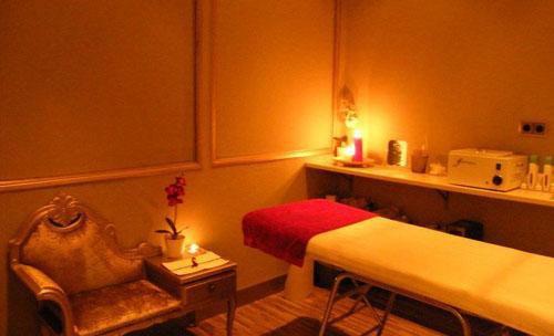 Salas para masajes