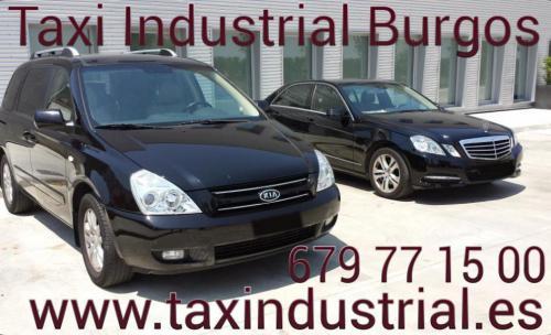 Taxi Industrial Burgos