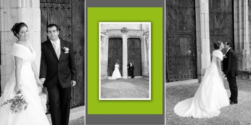 Ejemplo de reportaje boda