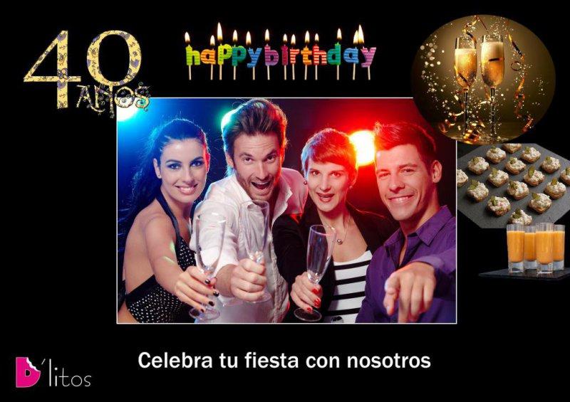 Fiestas de cumpleaños