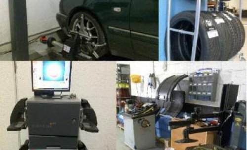 Neumáticos Spacars, taller mecánico y de neumáticos en Bizkaia