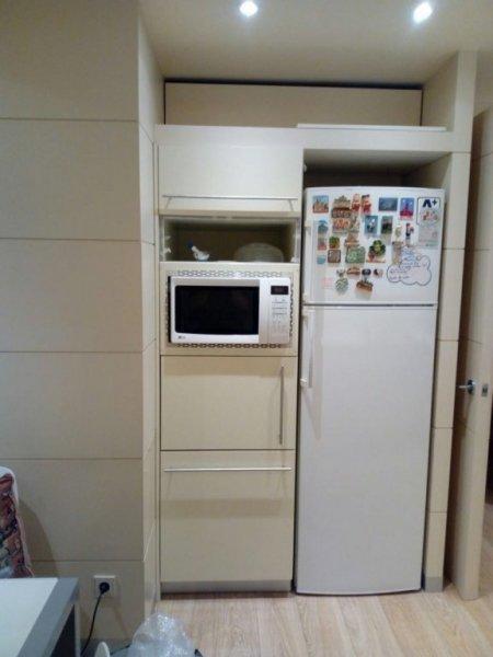 mueble a medida cocina