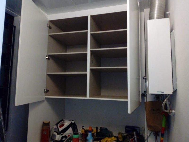 armario lavadero interior