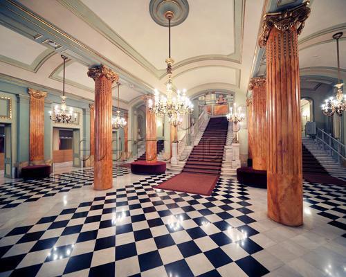 Vestibul desde entrada