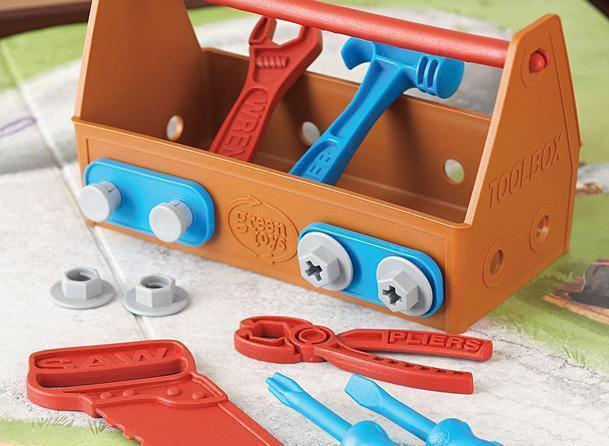 Green Toys: Juguetes ecológicos
